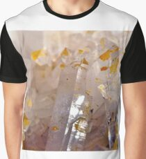 Crystal Collision Graphic T-Shirt