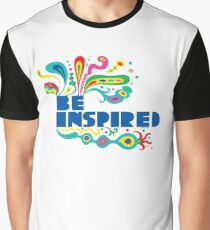 Be Inspired Graphic T-Shirt