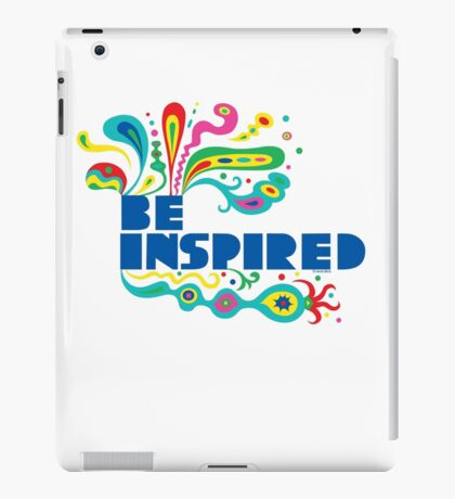 Be Inspired iPad Case/Skin