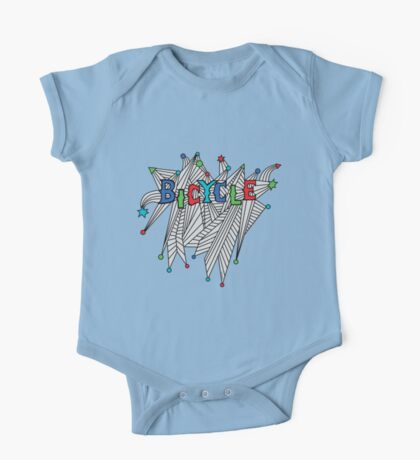 Bicycle Celebration Kids Clothes