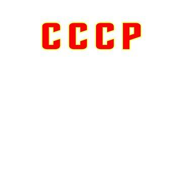 CCCP by cafuego