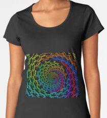 Fractal Fractal 31817 Women's Premium T-Shirt