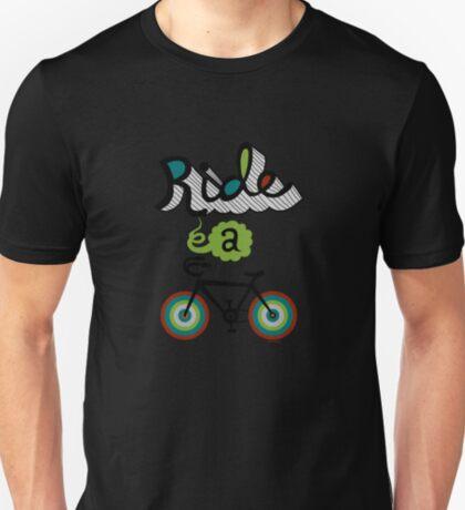 Ride a bike 3 T-Shirt