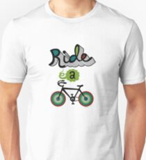 Ride a bike 3 T-Shirt