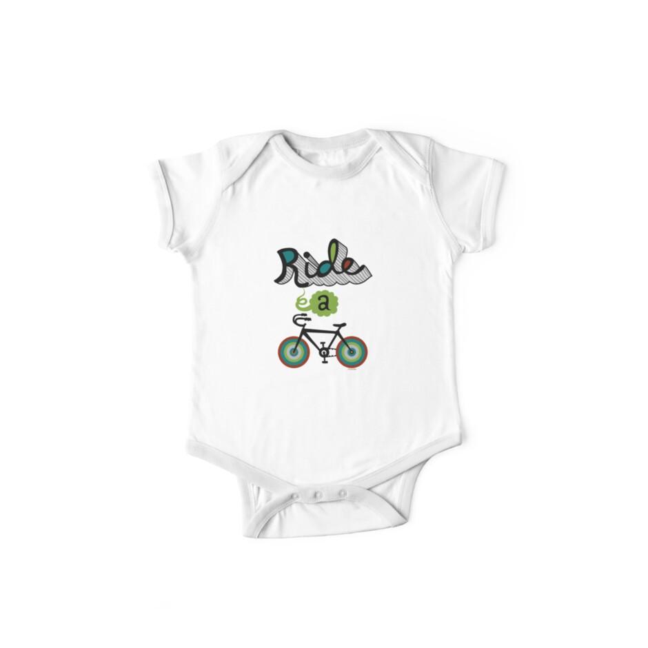 Ride a bike 3 by Andi Bird