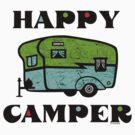Happy Camper by Andi Bird