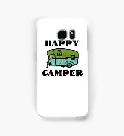 Happy Camper Samsung Galaxy Case/Skin