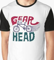 Gearhead - colored Graphic T-Shirt