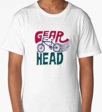 Gearhead - colored Long T-Shirt