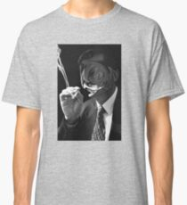 X-Files - Cigarette Smoking Man Classic T-Shirt