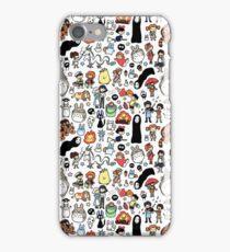 Ghibli Collage iPhone Case/Skin