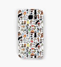 Ghibli Collage Samsung Galaxy Case/Skin