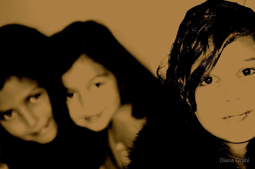 Sisters by Diana Orabi