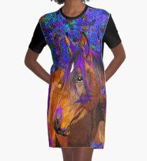 PFERD T-Shirt Kleid