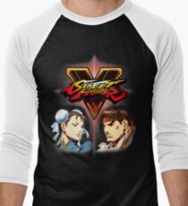 Street Fighter - Chun-li & Ryu T-Shirt