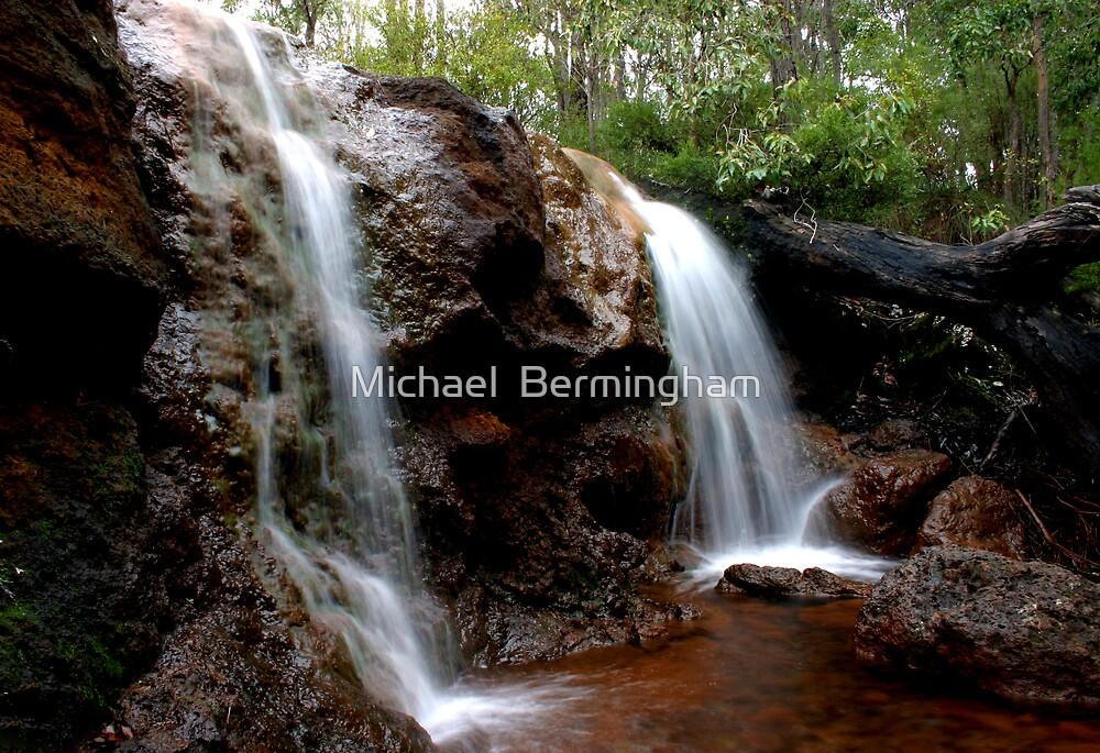 Ironstone Falls - Capel W.A by Michael  Bermingham