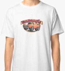 Van Boogie 70s van Classic T-Shirt