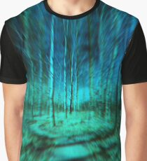 Lost In The Cold Woods Graphic T-Shirt