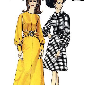 Vintage Pattern 5 by HeritageScrap