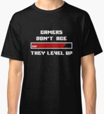 Level Up - Dark Suitable Classic T-Shirt