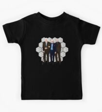 Doctor Who - The Great Curators  Kids Tee