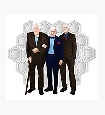 Doctor Who - The Great Curators  Photographic Print