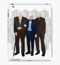 Doctor Who - The Great Curators  iPad Case/Skin