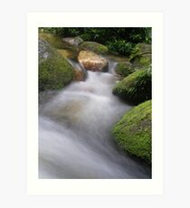 wurumbu creek Art Print