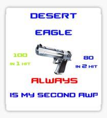 Desert Eagle second awp Sticker