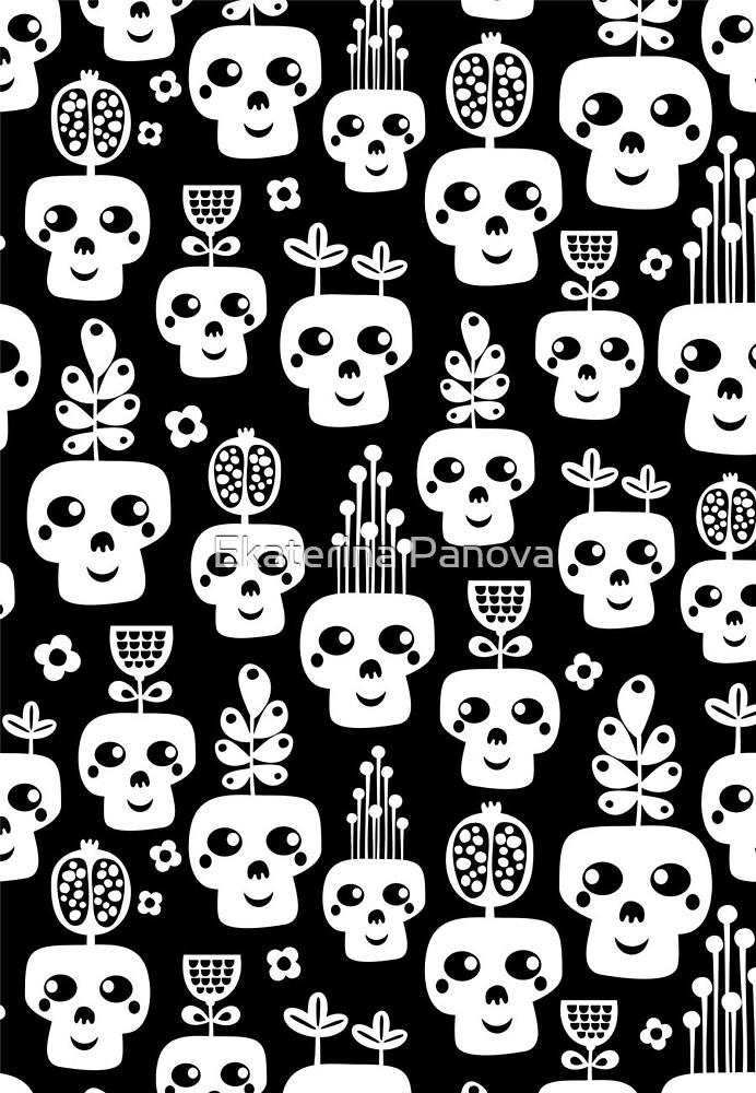 Funny bones by Ekaterina Panova