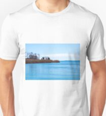 Blue Water Blue Sky Unisex T-Shirt