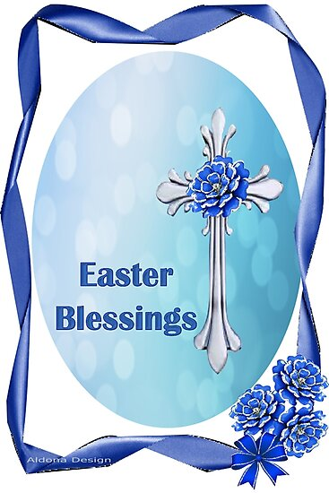 Easter Blessings (1667 Views) by aldona