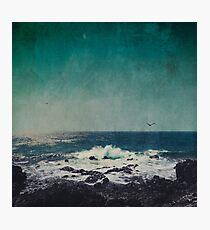 Emerald Ocean Photographic Print