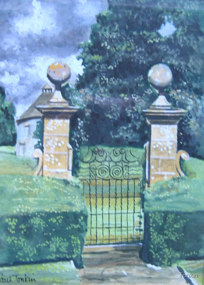 Lytes Cary, Somerset by Tonkin