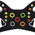 APEX Race Manager Steering Wheel 2017 by Beermogul