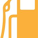 APEX Race Manager Fuel Pump (Orange) by Beermogul