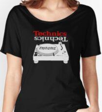 Technics Teach Them Well Women's Relaxed Fit T-Shirt