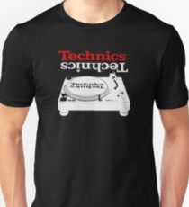 Technics Teach Them Well Unisex T-Shirt