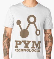 Pym Technologies - Gold Men's Premium T-Shirt