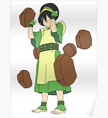 Toph Poster