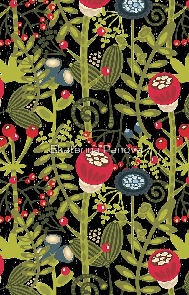 Flora by Ekaterina Panova