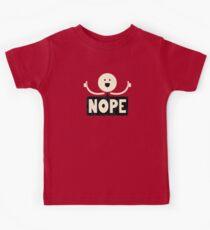Nope Kids Tee