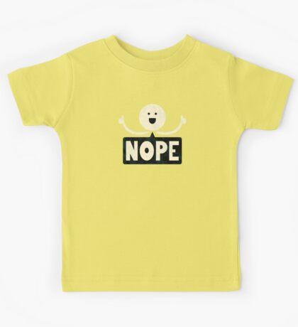 Nope Kids Clothes