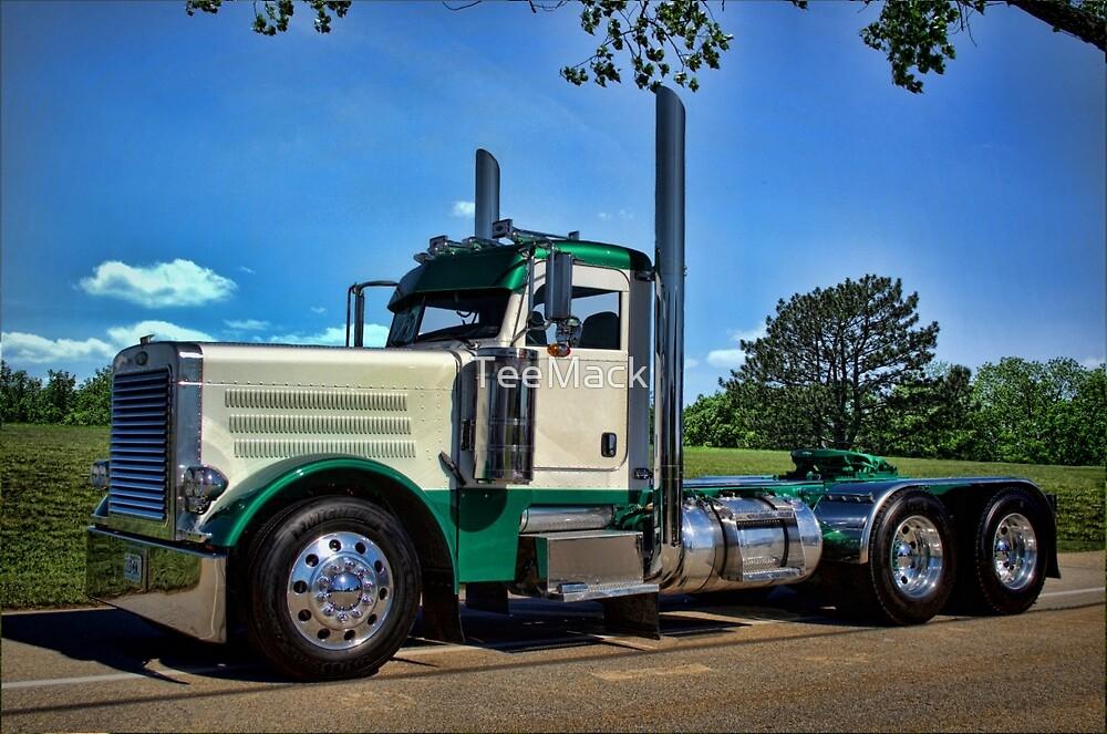 Peterbilt Semi Truck by TeeMack