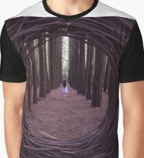 Forest Portal Graphic T-Shirt