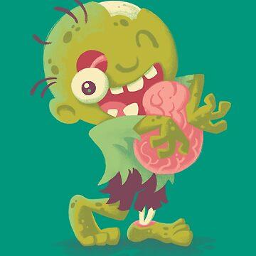 Zombie Hugs by Waynem79