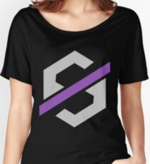 Null Sector Logo Women's Relaxed Fit T-Shirt