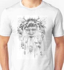 Yule The Holly King Unisex T-Shirt