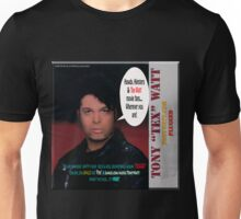 "The Tony 'Tex' Watt Jango Radio ""Plugged"" Album Promo Unisex T-Shirt"