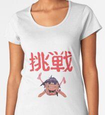 gorillaz noodle Women's Premium T-Shirt